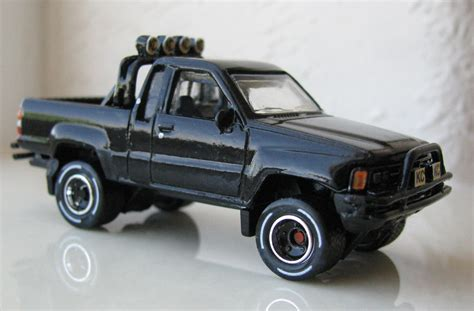 Toyota Truck Back To The Future Back To The Future Marty Mcfly S Toyota Truck