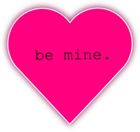 be mine valentines be mine pink clip at clker vector clip