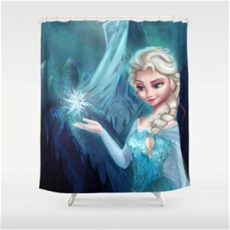 disney frozen shower curtain disney frozen shower curtains cool stuff to buy and collect