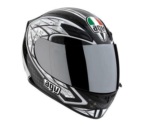 Helm Agv Black Agv K4 K 4 Sliver Helmet Helm Black Gunmetal Size S