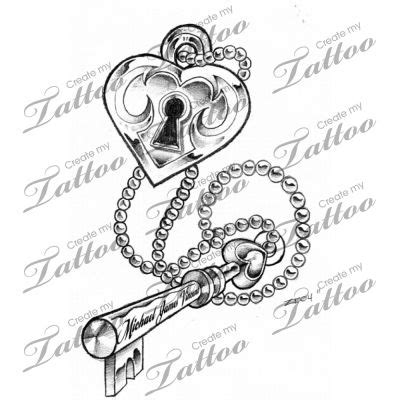 rose and key tattoo meaning key and locket meaning lock and key tattoocom