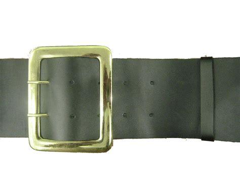 santa claus belt santa belts 5 quot wide belt leather