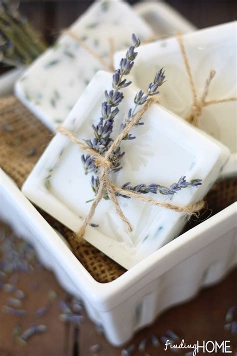 Handmade Lavender Soap Recipe - how to make goats milk soap recipe finding