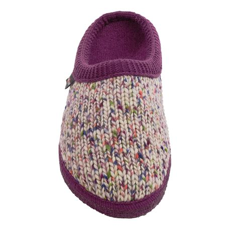 boiled wool slippers womens haflinger meadow slippers for save 65
