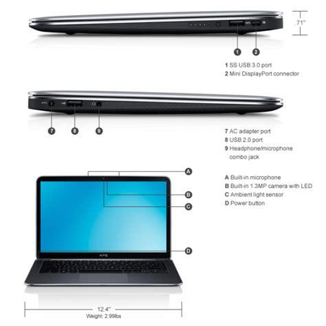 Laptop Dell Xps L321x laptop dell xps 13 l321x i5 1 6 ghz 4 gb 32 gb