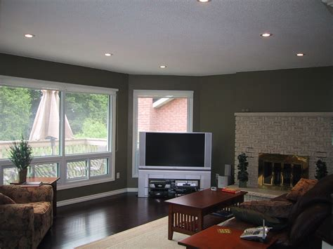 family room ceiling lights table ls instead of recessed ceiling lights