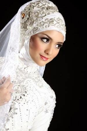 make up dan baju pengantin modern cara merias pengantin muslim secara natural berhijab id