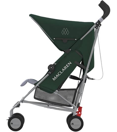 Stroller Maclaren Triumph T1310 3 maclaren 2016 2017 triumph stroller highland green grey