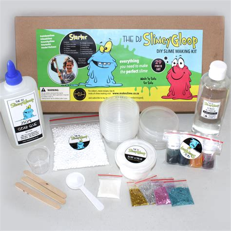 Slime Kit Slime starter diy slime kit buy south africa shipping