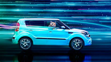 Hamsters Kia Soul Roll Beethoven The Kia Hamsters Are Back