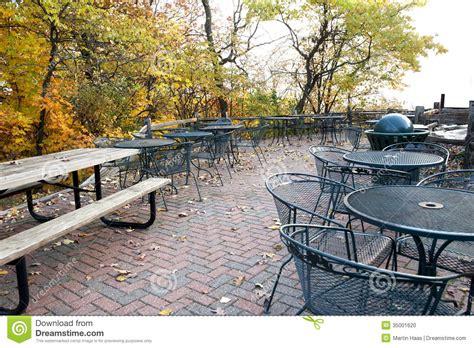 Park Patio by Park Patio Stock Photo Image 35001620