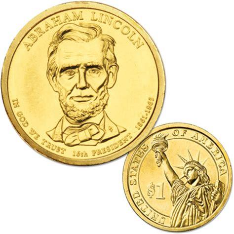 abraham lincoln on dollar 2010 p abraham lincoln presidential dollar littleton