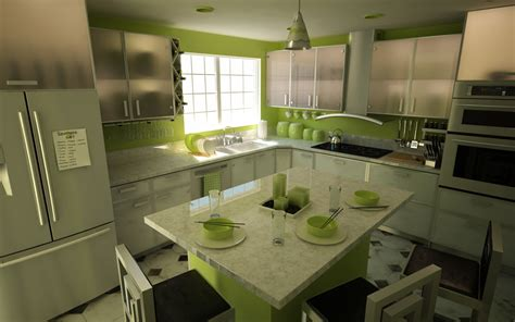 Lime Green Kitchen Ideas by Lime Green Decorating Ideas For The Home
