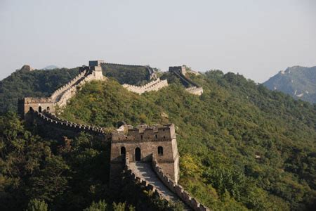 great wall of china mutianyu section a glimpse of beijing shore excursions asia