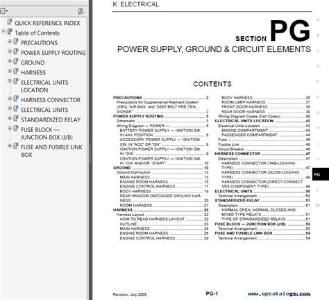 online auto repair manual 2002 nissan sentra instrument cluster nissan sentra model b15 series 2006 service manual pdf