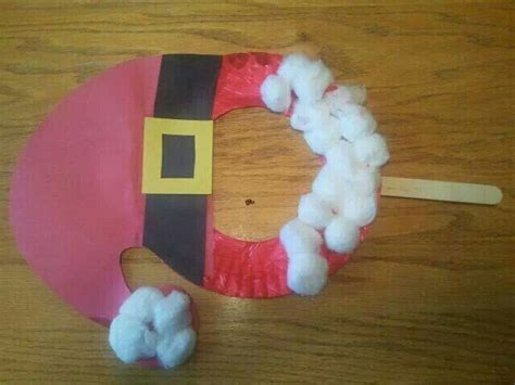 santa claus craft for santa claus crafts for