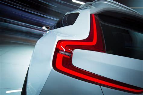 volvo concept xc coupe wins  concept car award   detroit motor show volvo car usa