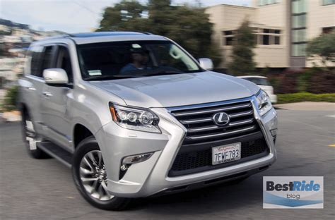 lexus minivan 2014 review lexus gx 460 luxury sturdy and posh bestride