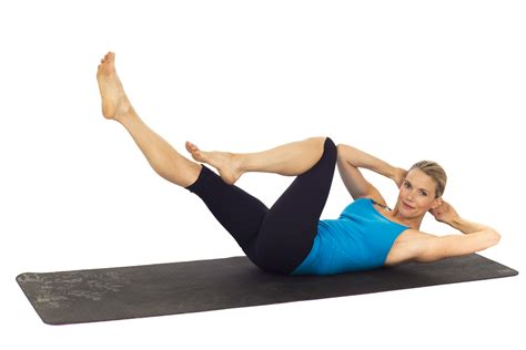 Criss Cross a week s worth of workouts to you into shape
