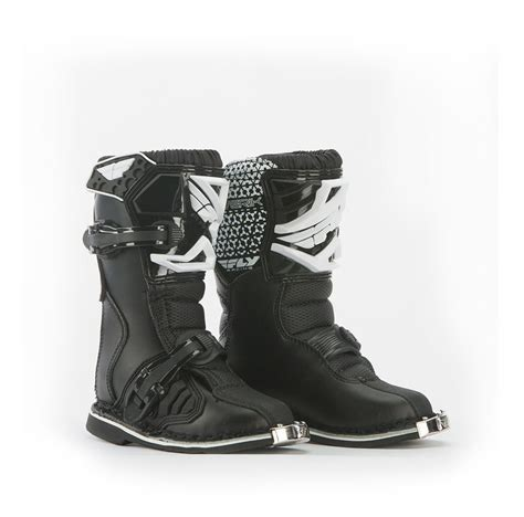 maverik motocross boots fly racing mini maverik boots revzilla