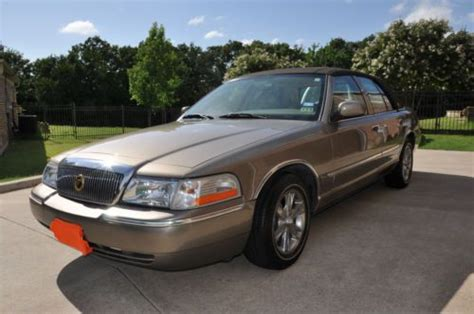 how to sell used cars 2006 mercury grand marquis seat position control purchase used 2006 mercury grand marquis in argyle texas united states for us 8 490 00