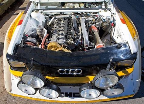 Audi S1 Motor by 1985 B Audi Quattro S1 Cars Cars