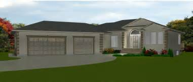 Attached Garage Plans Bungalow House Plans Attached Garage Arts