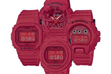 Gshock 35th Anniversary Ga835 Original g shock 35th anniversary out collection g central g