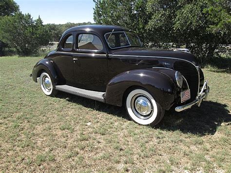 Car Generator Types by 1938 Ford Deluxe Ford Deluxe Coupe Well Restored