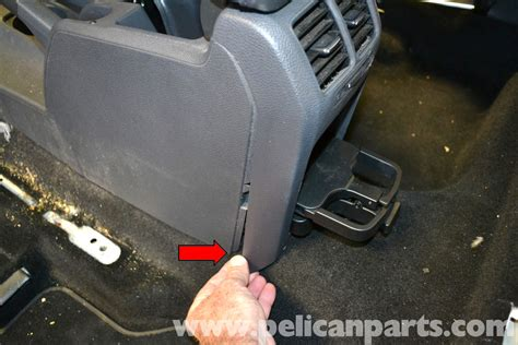 Volkswagen Golf Gti Mk V Rear Center Console Removal 2006