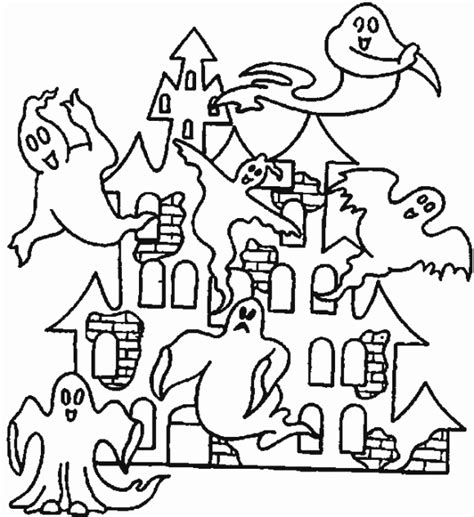 printable scary halloween coloring pictures halloween coloring pages free printable scary coloring home