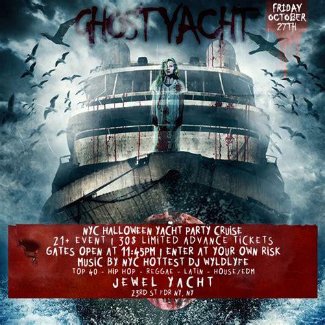 halloween boat cruise nyc skyport marina jewel yacht 2017 nyc halloween yacht party