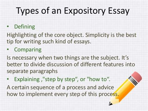 Expository Definition Essay Topics by Expository Essay Topics