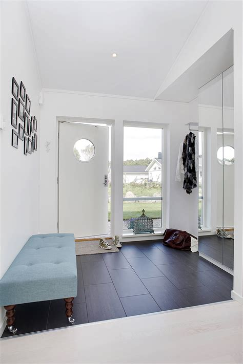 outstanding scandinavian entry hall designs