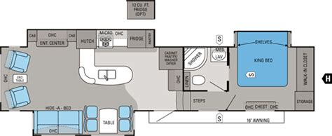 jayco pinnacle fifth wheel floor plans jayco fifth wheel floorplans jims rv center