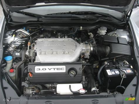 2003 Honda Accord Engine by 2003 Honda Accord Lx V6 Coupe 3 0 Liter Sohc 24 Valve Vtec