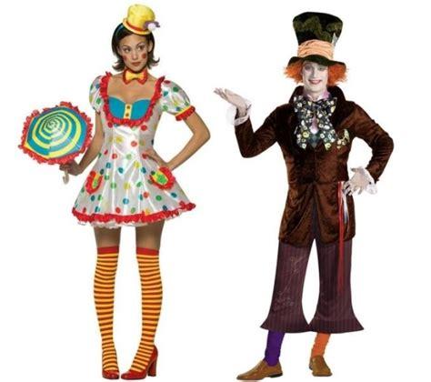 Zirkus Verkleidung Selbst Gemacht 3525 by Clown Kost 252 M Damen Hatmacher Ideen Verkleidung