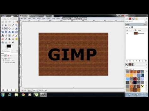 Billy Gregory Detox Phone Number by How To Make A Poped Out Text In Gimp 2 8 Easy