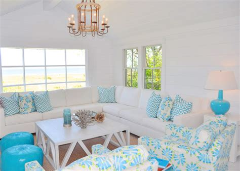 beachy rooms beautifully seaside formerly chic coastal living nantucket cottage
