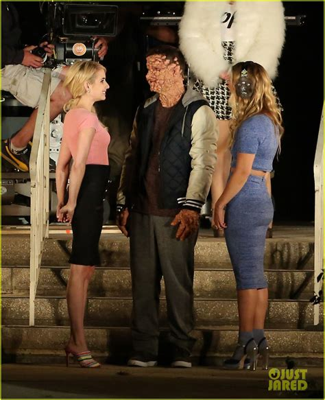 emma roberts and taylor lautner film does emma roberts get married on scream queens in season
