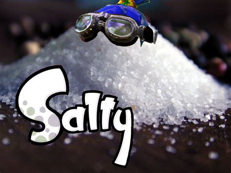 what is a salty salty salty your meme