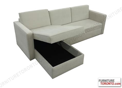 Condo Sectional Sofa Toronto by Condo Size Sectional Sofa With Storage 1599 Now On