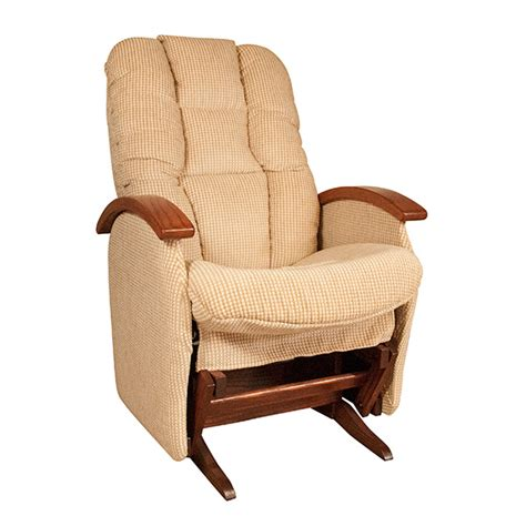 glider that reclines reclining glider town country furniture