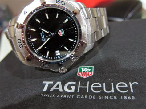 Harga Jam Tangan Tag Heuer Bekas jual beli jam tangan second original arloji bekas jam