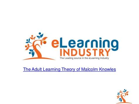 Andragogy Learning Theory Mba by The Learning Theory Andragogy Of Malcolm Knowles