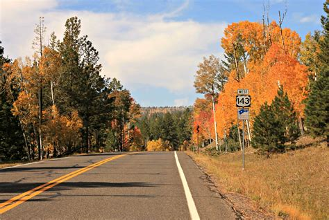 scenic byway the most scenic utah drives are in garfield county bryce