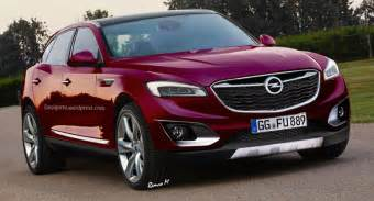 Opel News Opel Plans New Flagship Suv Before The End Of The Decade