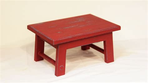 Small Step Stool by Build Small Step Stool Plans Diy Free Sheet