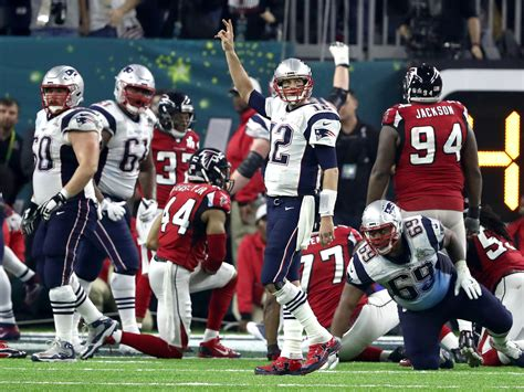 New Patriots by In A Comeback For The Ages New Patriots Win
