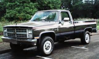 1986 chevy 2500 4x4 truck aucton results 9 500